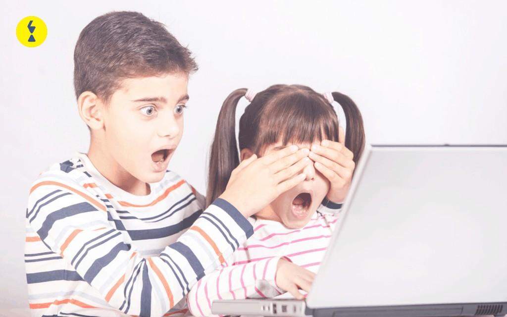 السن القانوني لاستخدام الإنترنت !