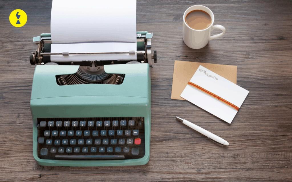 كيف تكتب مقالًا بسيطًا!