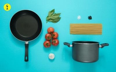 5 دروس طبخ في مدرسة بلا مطبخ!