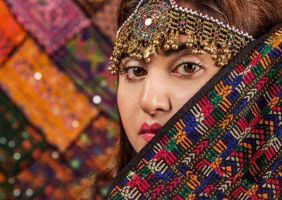 فتاة باكستانية