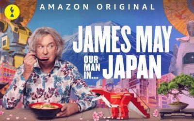جايمس ماي – رجلنا في اليابان