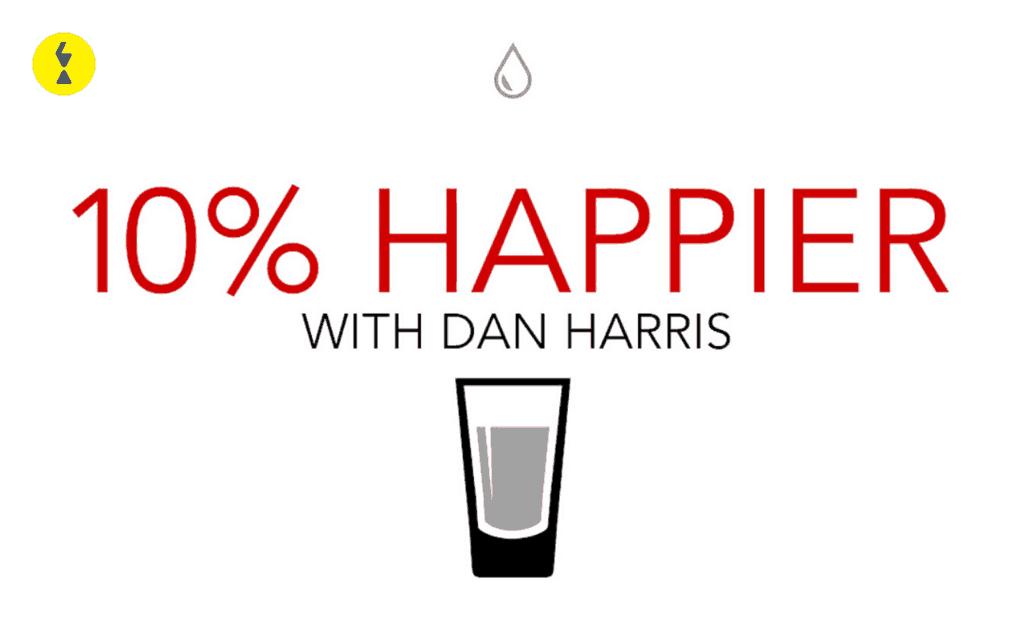 10% أكثر سعادة – دان هاريس | كتاب أعجبني